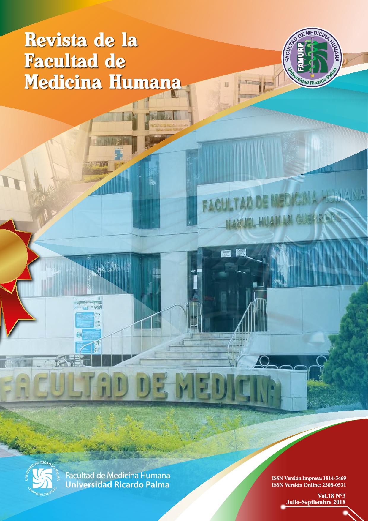 Revista de la Facultad de Medicina Vol. 3