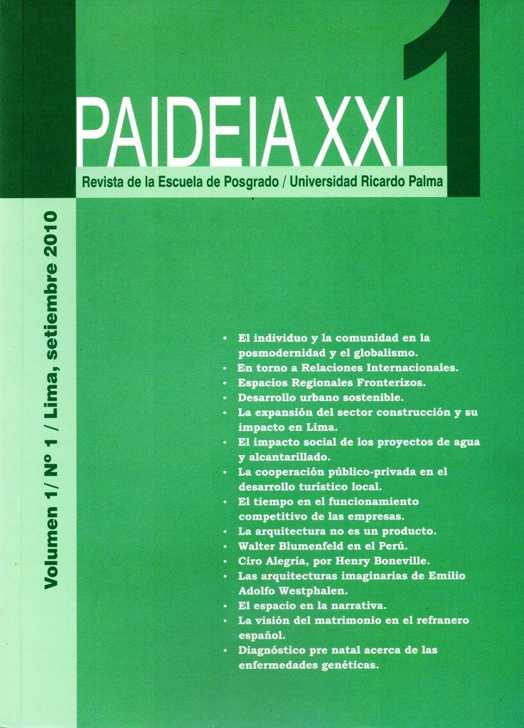 Paideia XXI
