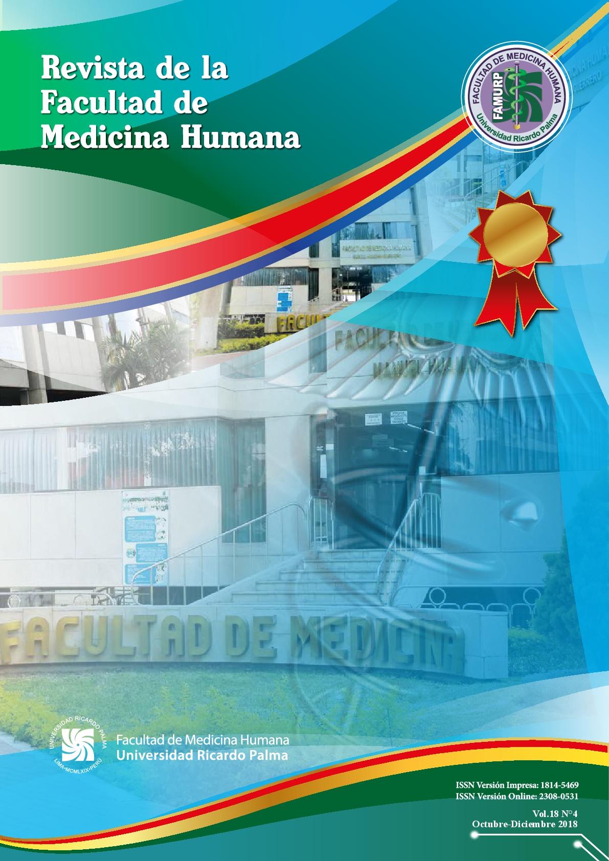Revista de la Facultad de Medicina Humana N°4